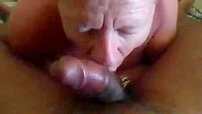 Faggot deepthroats bbc sucks ass facial...