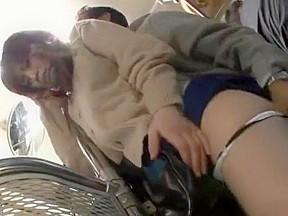 Slut azusa itagaki public clip...