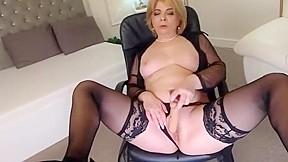Masturbation porn scene...