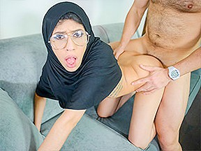 Angel Del Rey In Small Muslim Youngs Lives The Anal Dream