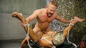 Mike maverick dirk caber in lazy soldier gets...