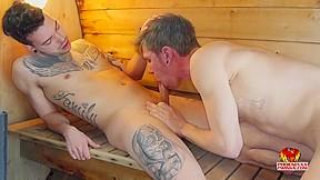 Eight inches below hot sauna hotter bedroom jo...