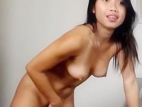 Sexy junior horny masturbating and getting high...