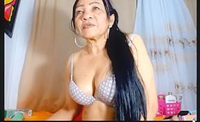 Quick brazilian granny...