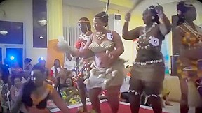 African show...