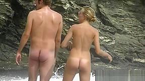 Amazing amateur pussies of nudist...