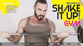 Shake it up gym virtualrealgay...