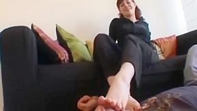 feet N46...