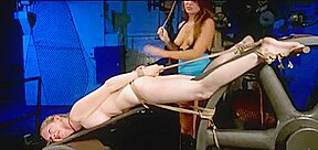 Porn action for a hot chick...