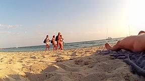 Beach reactions part 6...