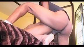 Hot tube clip with black guy being boned...
