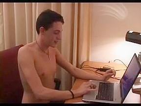 Porn shows four dudes boning...