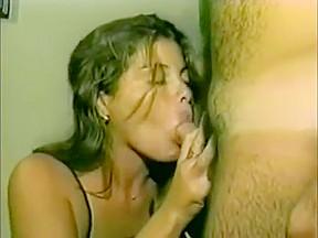 Rare brazilian porn with gorgeous blonde...