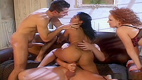 Audrey Hollander Lets Lyla Lei Be Used By 2 Guys