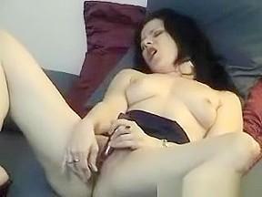 Amazing busty hot body...