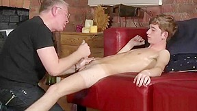 Bondage gay cum the fellows mild bootie is...