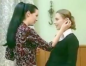 Lesbians seduction...