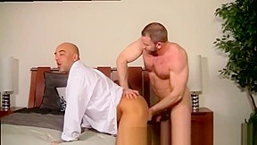 Anal bead gay porn male after a day...