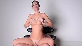 Hot marie chair...