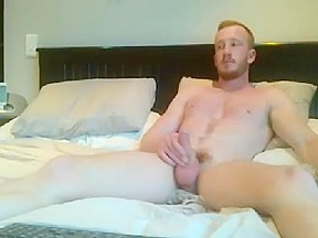 Ginger rides cock fucks daddys hairy ass...