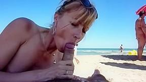 French babe beach...