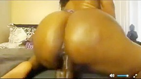 Look at dildo bbw...