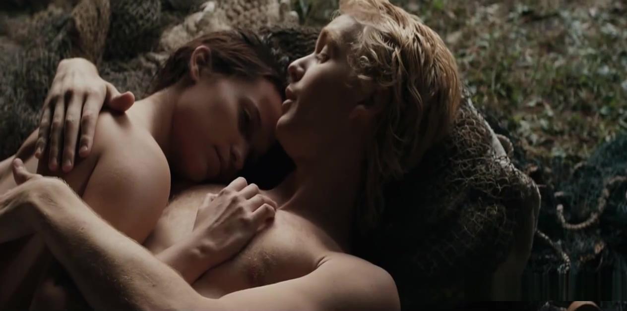 Alicia Vikander Nude - Kronjuvelerna - HD
