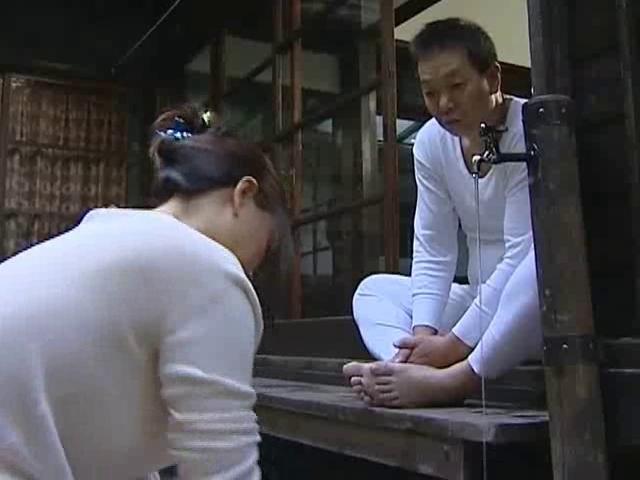 Magic Mirror Japanese Gangbang