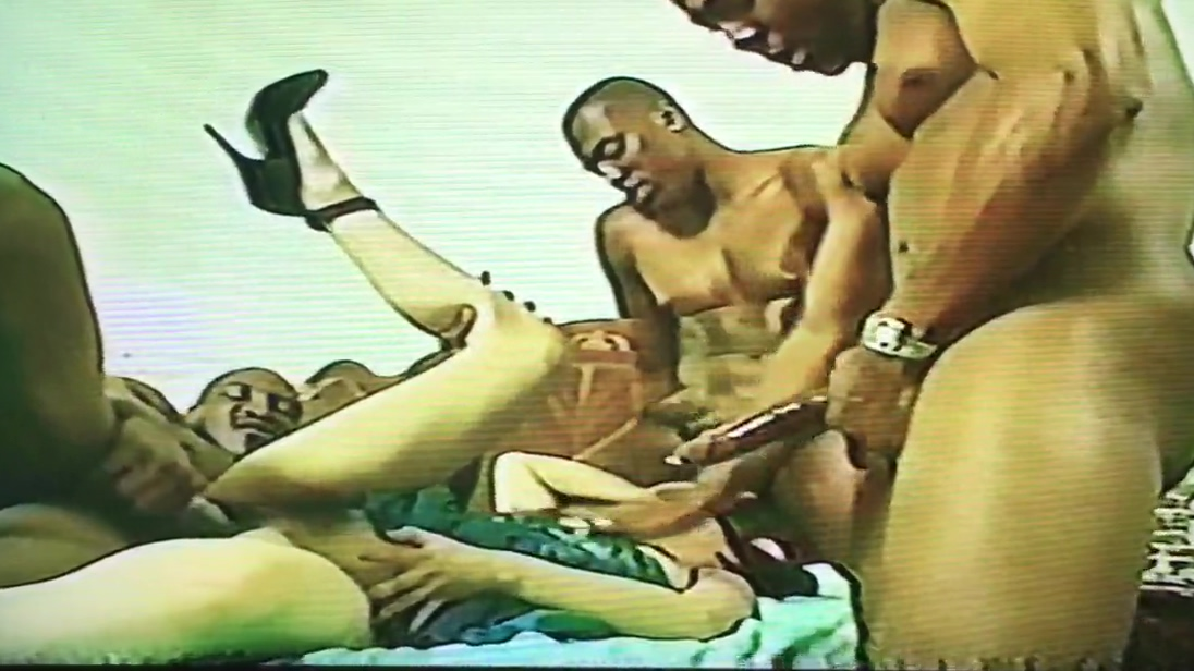 Black Pearls part 1 Asian girl Gangbang by bbc