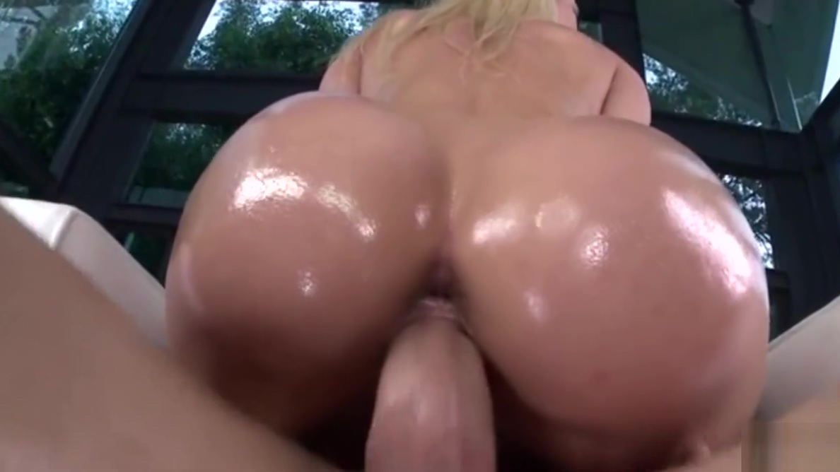 Anikka Albrite Has The Roundest Butt In The World