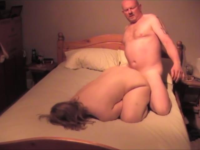32yo British Ex-gf Big Ass in Multiple Fucking Positions