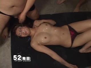 500 continous cum inside jap hotty