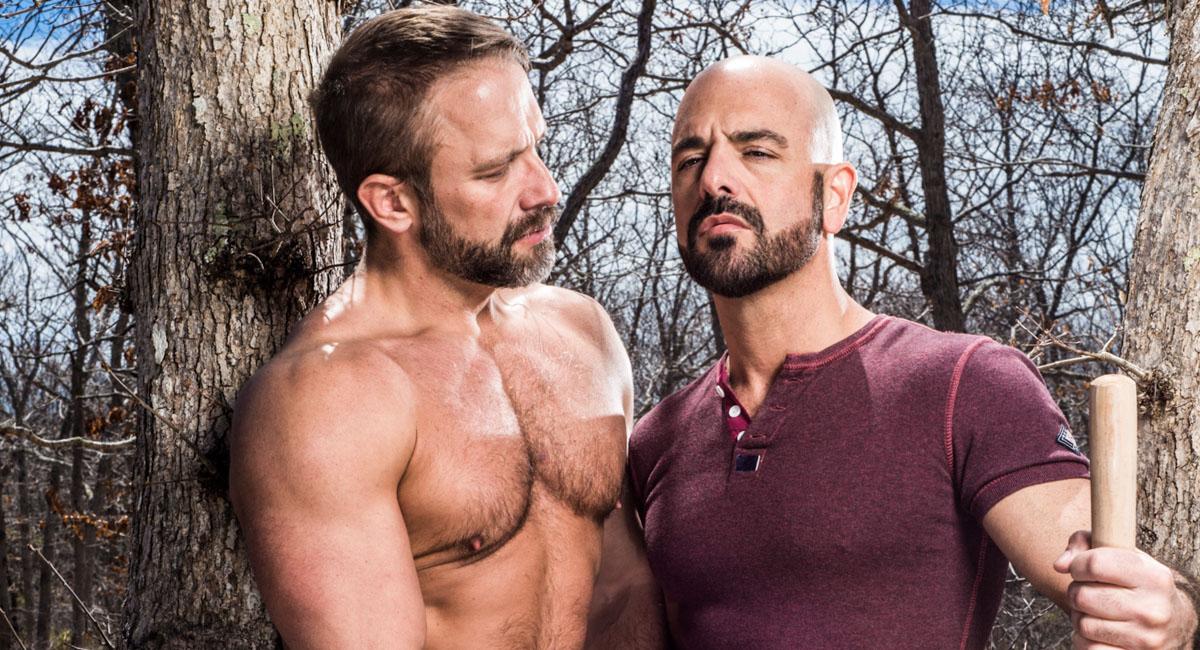 Adam Russo & Dirk Caber in Straight Boy Seductions Video