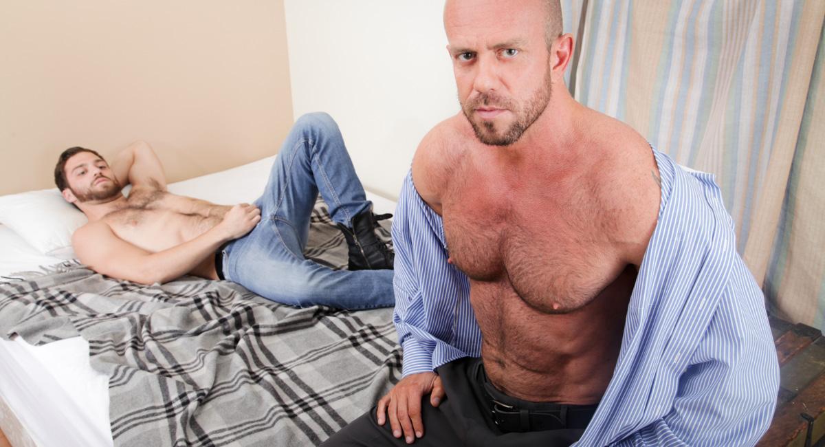 Tommy Defendi & Matt Stevens in Men Seeking Men Video