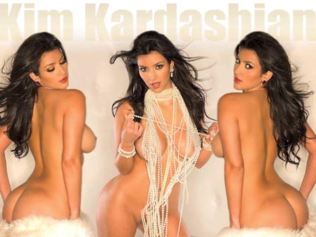 Kim Kardashian NUDE Compilation