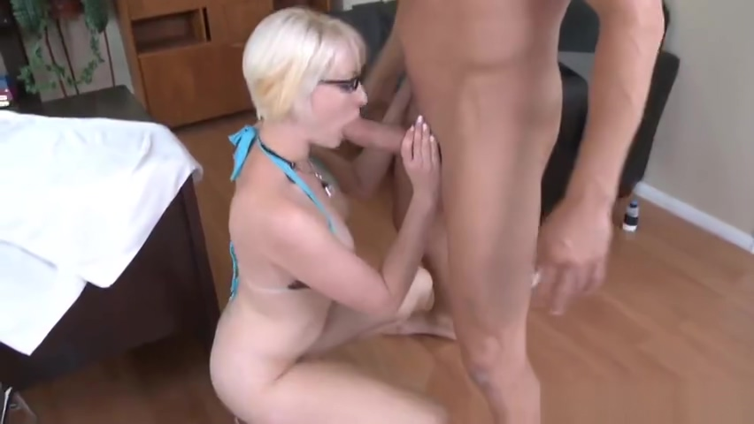 Dick sucking sex video featuring Camilla Krabbe and Nora Skyy