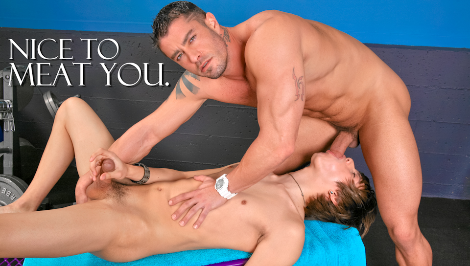 Cody Cummings & Anderson Lovell in Nice To Meat You XXX Video