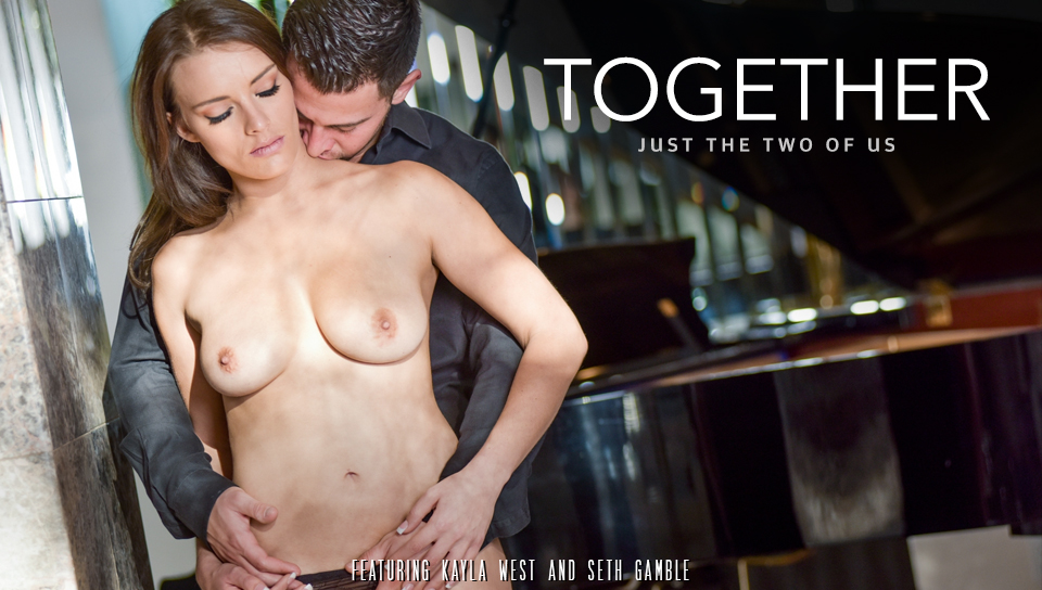 Kayla West & Seth Gamble in Together Video