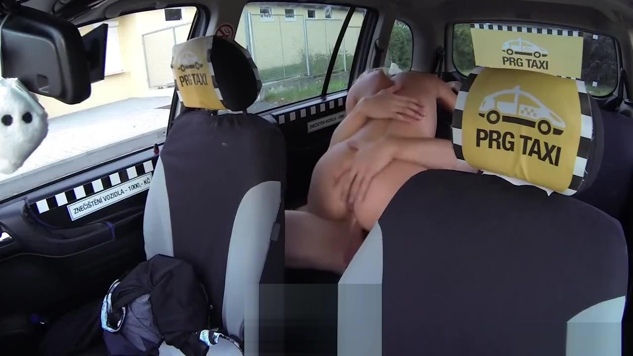 Taxi 16 czech Taxi driver,