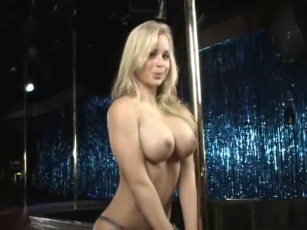Jenny Poussin Stripper