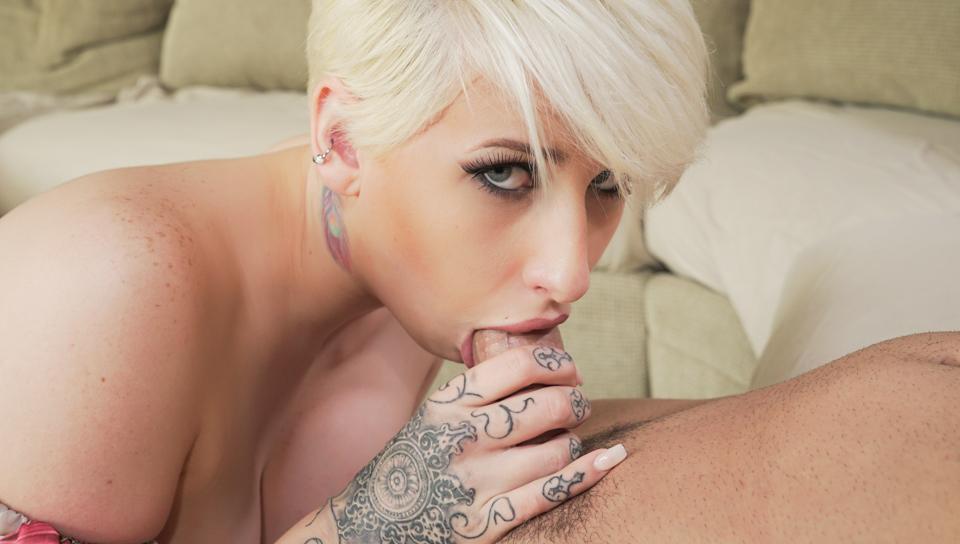 Dylan Phoenix & Will Powers in Tattooed Girl Dylan Phoenix Video
