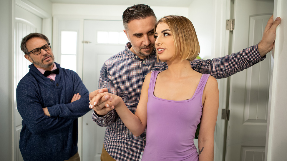 Boning The Better Brother Free Video With Kristen Scott - BRAZZERS