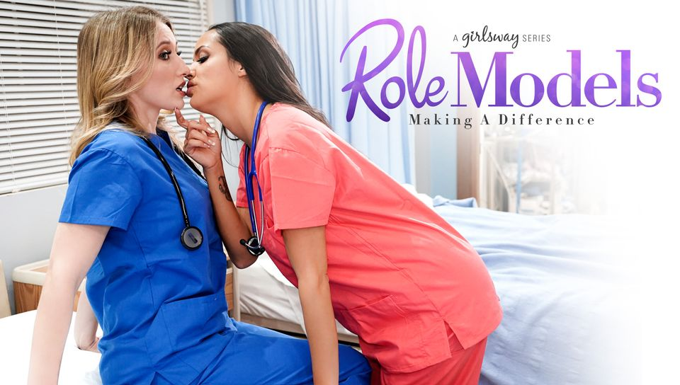Riley Reyes & Sofi Ryan in Role Models: Making A Difference, Scene #01 - GirlsWay
