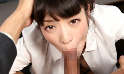 Miho Nakazato in Miho Nakazato Mistake at Office Leads to Creampie Humiliation - V1VR