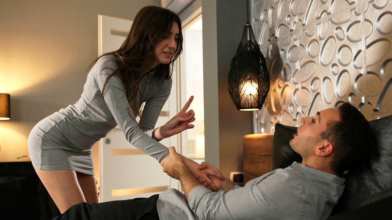 Lina Luxa & Raul Costa in For Your Pleasure - NubileFilms