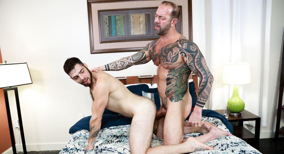 Chandler Scott & Ago Viera in Taking It Deep - PrideStudios
