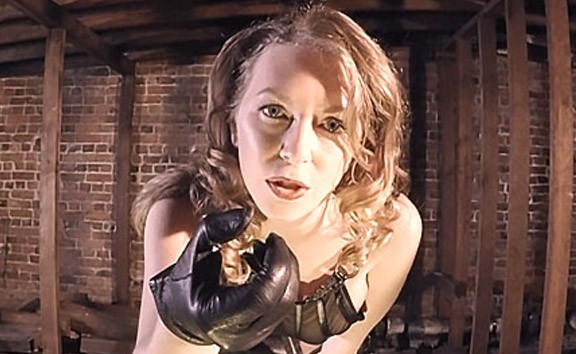 Mistress T in The Mistress T Collection: J.O.I. - As You Wish, Dominu00e9 - HoloGirlsVR