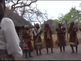Japanese Girl travels to Africa for Fuck with Black man - Porn ...