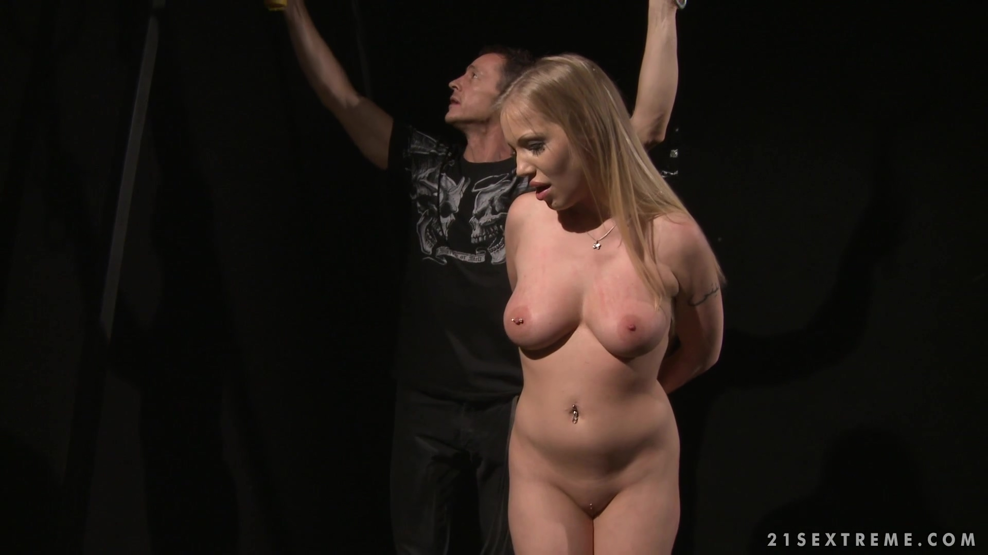 Kira Banks is simply sexy in BDSM scenes