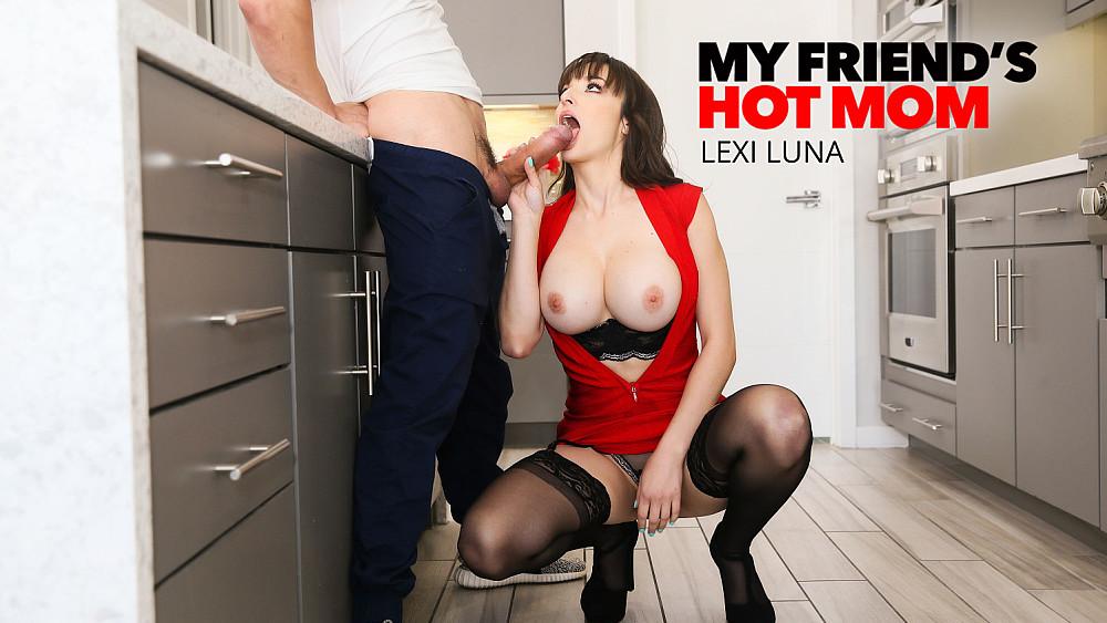 Married Milf Lexi Luna Takes On Heavy Hitter Cock - MyFriend'sHotMom